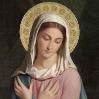 Sete atitudes de Maria para serem imitadas