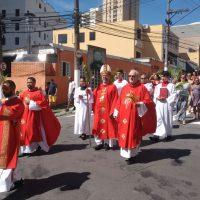 Missa de ramos reúne mais de mil pessoas na Catedral Santo Antônio