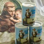 Retire seu Cofrinho de Santo Antônio e contribua para a reforma da Catedral