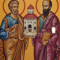 Santos Pedro e Paulo, apóstolos e mártires