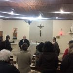 Visita pastoral à Catedral de Santo Antônio