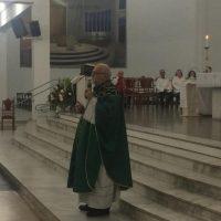 """Catedral realiza vigília em """"Defesa da Vida"""""""