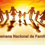 """""""Semana Nacional da Família"""" começa neste domingo"""