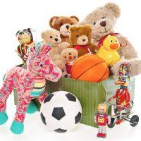 O dia das crianças está chegando... Faça uma criança feliz!
