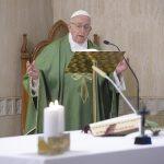 Papa: a paz se faz com humildade, doçura e magnanimidade