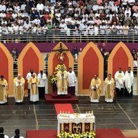 Ministros são enviados em missa presidida por Dom João Bosco