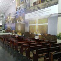 Mudanças na Catedral visam dar mais conforto aos paroquianos