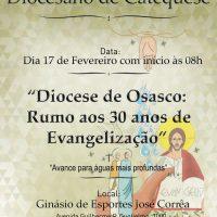 Participe do Congresso Diocesano de Catequese