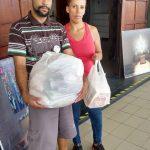 Centro Social São Francisco de Assis realizou a entrega de mais de 800 cestas