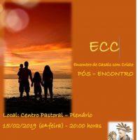ECC Pós encontro - A família na pós-modernidade
