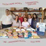 Empresas da região realizam doações para projetos sociais e pastorais da Catedral