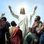E aí? Você vai fazer o que Jesus Ressuscitado nos pediu?