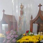 Hoje tem missa em honra a Nossa Senhora de Fátima e Santo Antônio