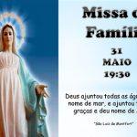 Convide seus familiares para a próxima missa da família