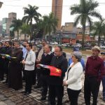 Pedra Fundamental da Matriz de Santo Antônio completa 100 anos