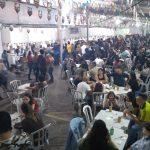 Quermesse mais tradicional da região continua até dia 21 de julho
