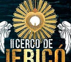 Venha louvar a Deus no último dia do nosso cerco de Jericó!