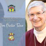 Comunicado sobre o estado de saúde de Dom Ercílio Turco, Bispo Emérito da Diocese de Osasco