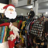 Bazar Beneficente abrirá as sextas-feiras