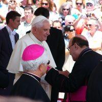 Há 7 anos Bento XVI anunciou a renúncia ao pontificado