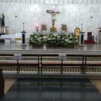 Catedral de Santo Antônio segue todos os protocolos de higiene