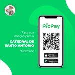 Faça sua doação pelo PicPay