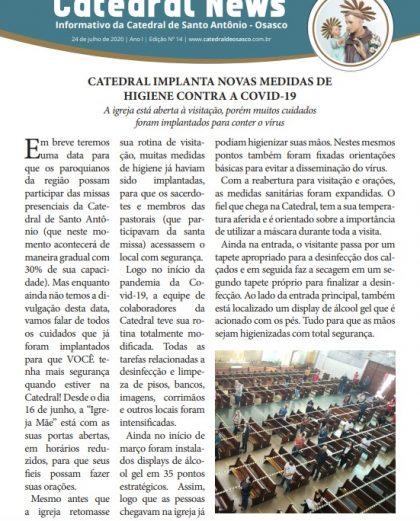 Catedral News – Nº14