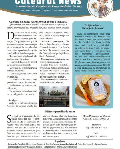 Catedral News – Nº13