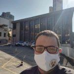 Adquira já sua máscara personalizada da Catedral de Santo Antônio!