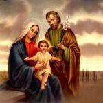 Traga sua família para participar da Santa Missa