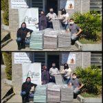 Associação de Engenheiros e Arquitetos de Osasco realiza doação de cobertores