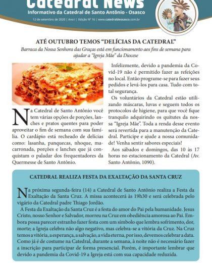 Catedral News – nº16