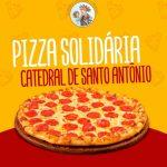 Você já pode adquirir sua pizza da Catedral