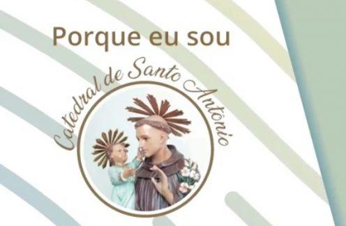 """João Pavani está no """"Porque eu sou Catedral de Santo Antônio"""""""