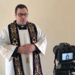Missa de envio padre Franklin Costa