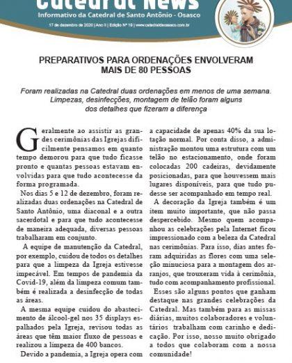 Catedral News – nº19
