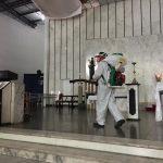 Catedral mantém protocolos de higiene e segurança contra a Covid-19