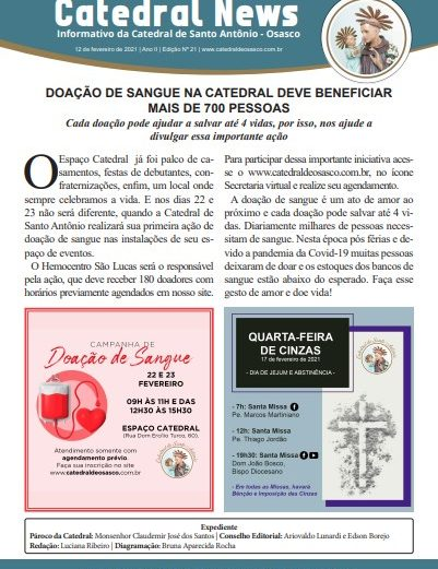 Catedral News – nº21