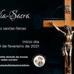 Via Sacra da Catedral de Santo Antônio terá início amanhã