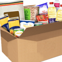 O CSSFA precisa de doações de alimentos para as famílias carentes
