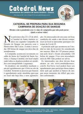 Catedral News – nº22