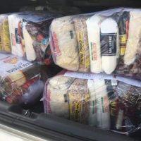 CSSFA participa de entrega de cestas básicas no Jardim Padroeira