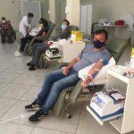 Campanha de Doação de Sangue da Catedral tem resultado positivo