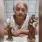 """Marina é a nossa personalidade da nossa série """"Porque eu sou Catedral de Santo Antônio"""""""