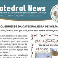 Tem nova edição do Catedral News no ar!