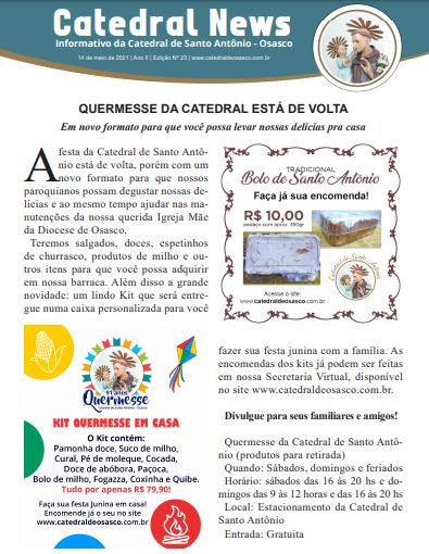 Catedral News – nº23