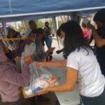 Centro Social participa de ação no Jd. Padroeira