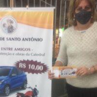 Adquira a Ação entre amigos da Catedral de Santo Antônio!