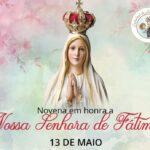 Amanhã celebramos o dia de Nossa Senhora de Fátima