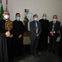 Delegacia do Meio Ambiente recebe Monsenhor Claudemir